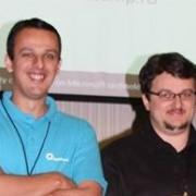 Mihai Tătăran and Tudy Damian