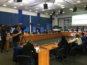 BASSCOM Press Conference